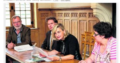 ërsartikel Het Nieuwsblad 26-11-2011